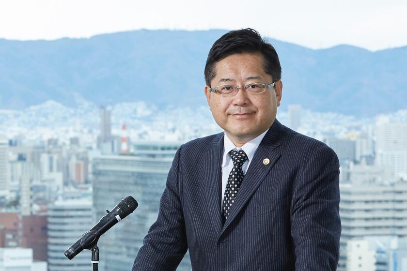 事務所代表の写真
