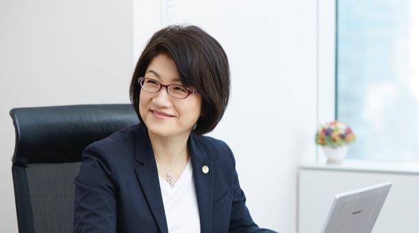 生田美弥子弁護士の写真